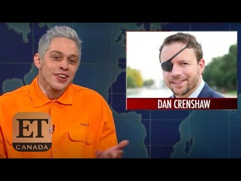 Pete Davidson Slammed For Mocking Ex-Navy SEAL Candidate