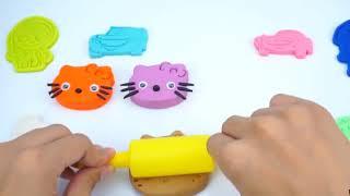 Bé Học Màu Sắc -  Funny  Baby