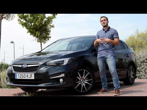 Subaru Impreza 1.6 - prueba Portalcoches