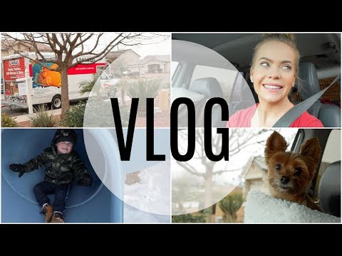 Vlog: Moving from Arizona to Utah | Missy Sue