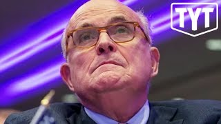 Rudy Giuliani THREATENS To Sue Fox News!