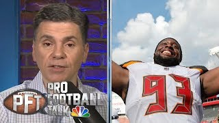 Gerald McCoy sending message to Tampa Bay Buccaneers, doubters | Pro Football Talk | NBC Sports