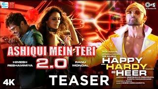 Aashiqui Mein Teri 2.0 Teaser- Himesh Reshammiya, Ranu Mon..