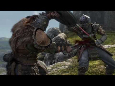 FOR HONOR game trailer on http://www.pegi.info