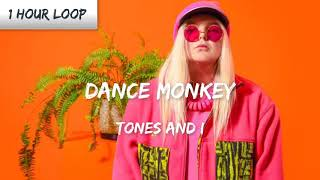 Tones And I - Dance Monkey (1 HOUR LOOP)