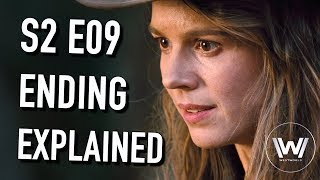 Westworld Season 2 Episode 9 Ending Explained