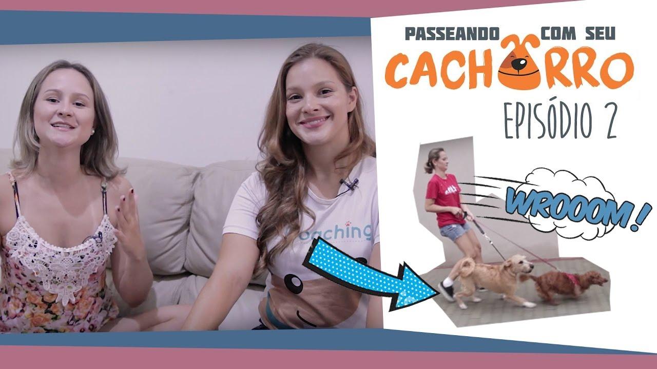 Ju Almeida Pet - Passeando com meu Cachorro Ep 02
