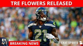 BREAKING: Seattle Seahawks Cutting CB Tre Flowers + Signing QB Blake Bortles? Seahawks News & Rumors