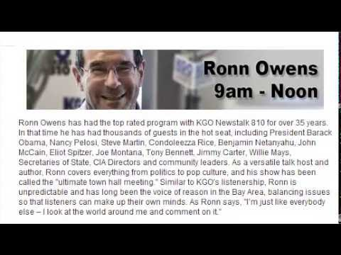 Ronn Owens Show at KGO Radio 810 on India Elections 2014 featuring Amritt's Gunjan Bagla