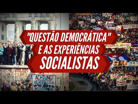 Questão democrática,