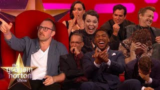 The Best Red Chair Stories On The Graham Norton Show Part Two