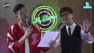 Ngày mai em đi [Live] - Ali Hoàng Dương ft Minh Xu