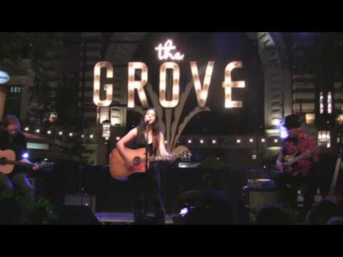 Michelle Branch- Ready to Let You Go (Live) at The Grove 8-19-09