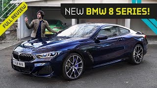 Mr AMG on the New 8 Series! BMW's Flagship Sports Car!