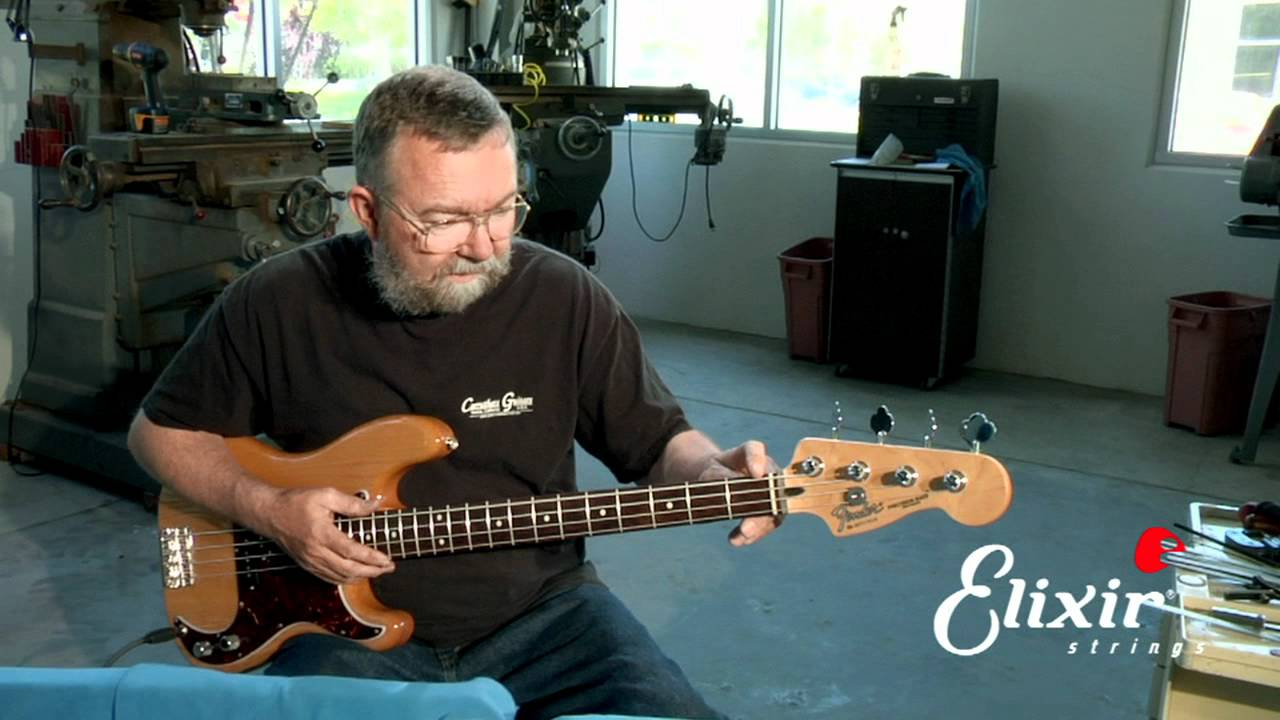 setting up your bass guitar adjusting the truss rod step 1 of 4 youtube. Black Bedroom Furniture Sets. Home Design Ideas