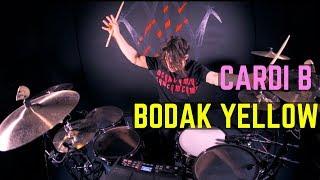 Cardi B - Bodak Yellow   Matt McGuire Drum Cover