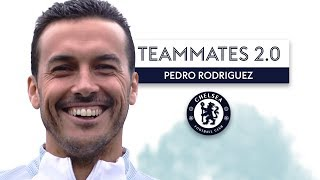 Who Is A Fashion DISASTER At Chelsea? | Pedro | Teammates 2.0