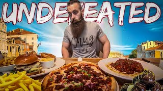 THE UNDEFEATED GRILL & PIZZERIA CHALLENGE TO WIN A TRIP TO VENICE | C.O.B. Ep.75