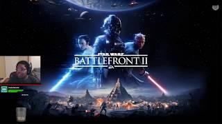Star Wars Battlefront 2 Gameplay - Battlefront 2 Multiplayer Live - Black Friday Is A Black Holiday?