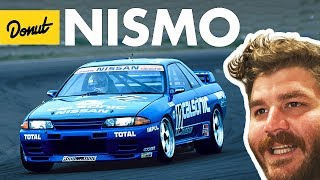 NISMO - Everything You Need to Know   Up to Speed   Donut Media