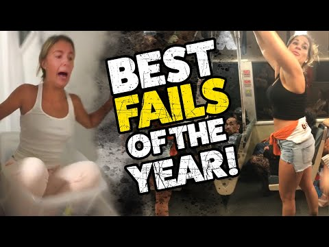 Best Fails of the Year! Part 1   The Best Fails 2019   Funny Videos