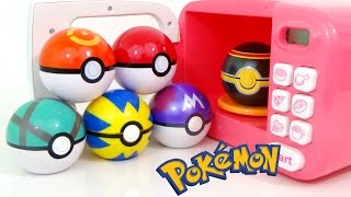Pokemon Play-Doh Magical Microwave | Toys Unlimited