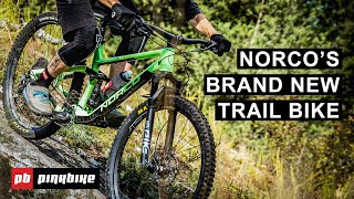 2020 Norco Optic First Look | Short Travel Trail Bikes Are Massive Fun