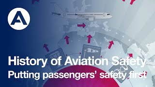 The history of aviation safety: Putting passengers' safety first