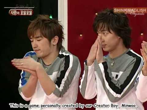 (Eng Sub) Shinhwa- 050108  [L0v 3][L3t t3r]S1- Ep.11 (2/6)