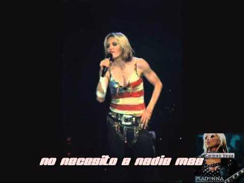 +++   MADONNA - YOU'LL SEE subtitulado al español   +++
