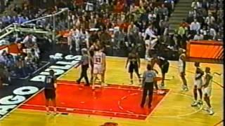 NBA Greatest Trios: Jordan, Pippen & Rodman vs Denver Nuggets (1998)