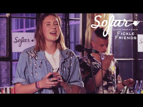 Fickle Friends - Play | Sofar London