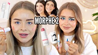TESTING MORE NEW MORPHE 2 PRODUCTS! Hmmm..
