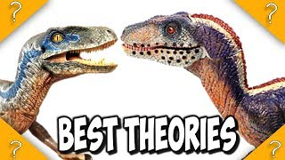 BEST Jurassic World 3 THEORIES