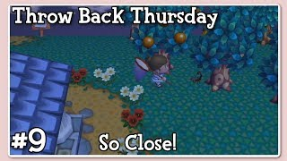 Throw Back Thursdays - Animal Crossing City Folk (Ep. 9)