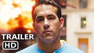 FREE GUY Official Trailer (NEW 2020) Ryan Reynolds Action Movie HD