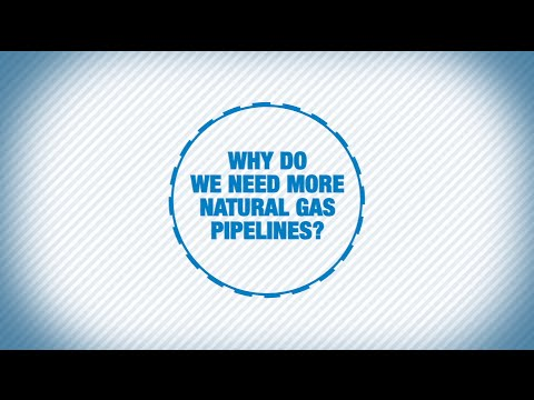 Why do we need more natural gas pipelines?