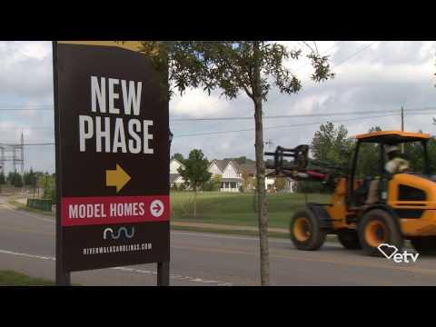 Riverwalk Development Brings Economic Growth to Rock Hill