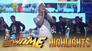 It's Showtime: Sam Mangubat delivers an electrifying live performance