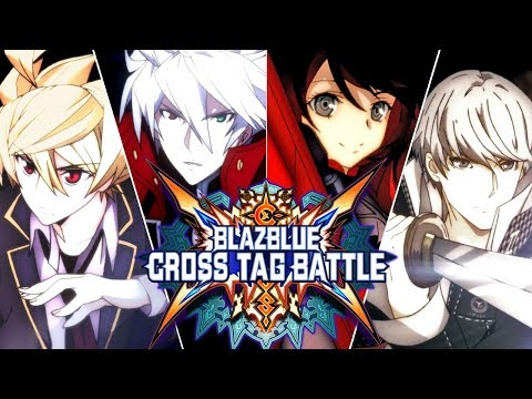 BlazBlue: Cross Tag Battle Trailer
