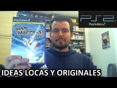 PlayStation 2 - JUEGOS CON IDEAS LOCAS Y ORIGINALES - PS2 Español