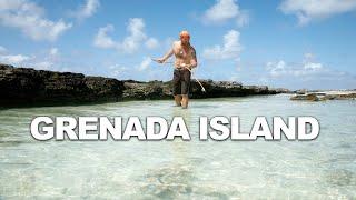 Survivorman | Grenada Island | Les Stroud
