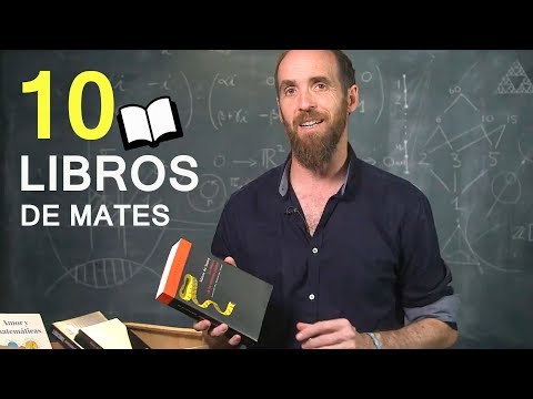 DIEZ LIBROS para introducirse en el mundo de las matemáticas