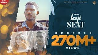 Kaka : Teeji Seat (Official Video) Aakansha | New Punjabi Songs 2021-Latest Punjabi Songs 2020 2021