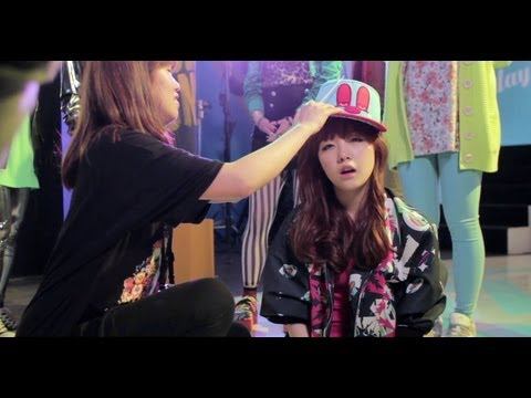 Girl's Day(걸스데이)_Oh! my god(오마이갓)_Making film #2