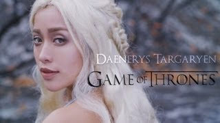 MichellePhan – Daenerys Targaryen Look