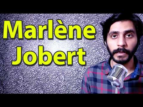 How To Pronounce Marlene Jobert