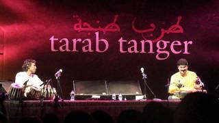 Sandip Chatterjee - TARAB TANGER MUSIC FESTIVAL