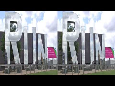 Queen Elizabeth Olympic Park, London, 2013 aug. 3D HSBS