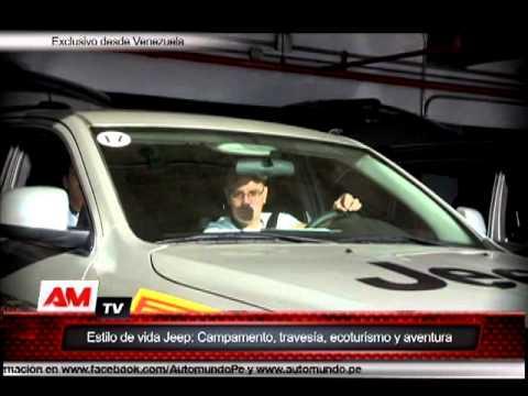 Estilo de vida Jeep desde Venezuela